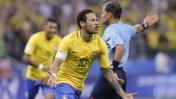 Brasil goleó 3-0 a Paraguay y está a un partido del Mundial