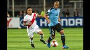 Perú vs. Uruguay: las postales del intenso duelo en el Nacional
