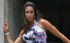 """""""Esto es guerra"""": Melissa Loza tuvo ataque de pánico en juego"""