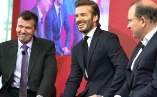 Mensaje de Beckham en Facebook desata polémica en China