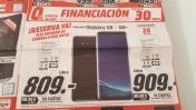 Tienda española revela por error detalles del Samsung Galaxy 8