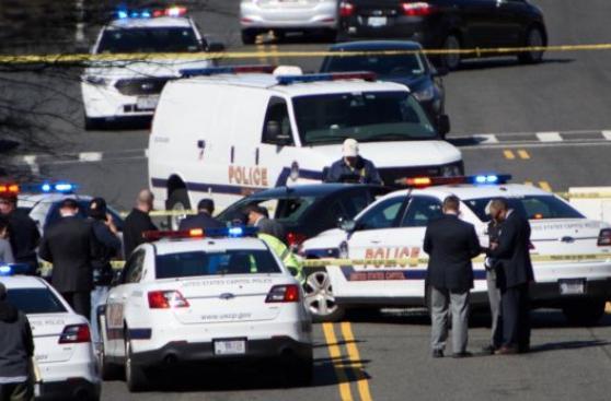 EE.UU.: Tiroteo cerca del edificio del Capitolio en Washington