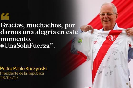 Perú vs. Uruguay: políticos celebraron la victoria [FRASES]