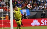 Portero: Carlos Lampe - Bolivia. (Foto: AFP)