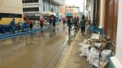 Piura continúa anegada pese a labores de limpieza [FOTOS]