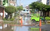 Desborde de río Surco anegó calles del distrito [FOTOS]