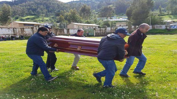 Camión de programa Qali Warma se desbarranco en Pallasca — Áncash