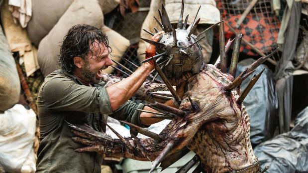 Séptima entrega de 'The Walking Dead' finaliza este domingo