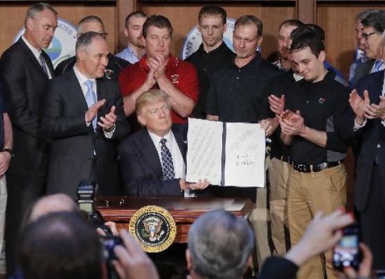 Claves para entender las nuevas medidas ambientales de Trump