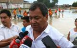 """Ministro de Defensa: """"El Gobierno no puede repetir lo de Pisco"""""""