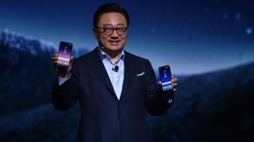 Samsung: los mejores momentos de la presentación del Galaxy S8
