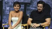 """""""Transformers"""": actriz de origen peruano se luce en CinemaCon"""