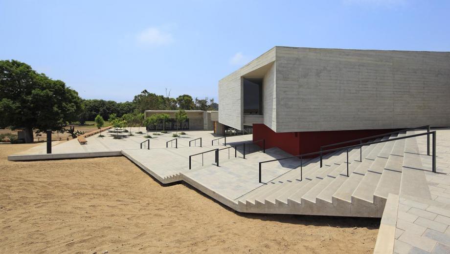 Recorre el museo peruano elegido como mejor obra del año