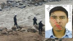 Resultado de imagen para Huarochirí: joven desapareció al ser arrastrado en el río Rímac