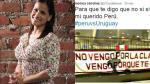 Perú vs. Uruguay: famosos peruanos vivieron así el encuentro - Noticias de germán loero