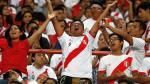 Perú ganó a Uruguay y sueña: postales de una noche inolvidable - Noticias de fernanda iscaelle lora paz