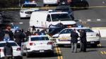 EE.UU.: Tiroteo cerca del edificio del Capitolio en Washington - Noticias de policía atropellado