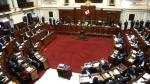 Congreso aplazó todas sus actividades hasta la próxima semana - Noticias de lambayeque