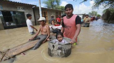 Piura: testimonios de los damnificados de inundación [VIDEOS]