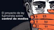 En claves: el proyecto fujimorista sobre control de medios
