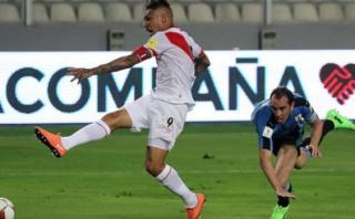 La emocionante narración brasileña del gol de Paolo Guerrero