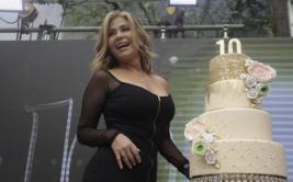 "Gisela revela detalles de la nueva temporada de ""El gran show"""