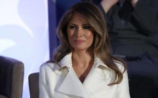 Melania Trump: EE.UU. vigilará a países que amenacen a mujeres