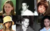 Destacados actores de Hollywood cuando eran niños. (Fotos: Agencias / Redes sociales)