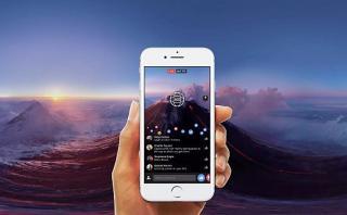 Facebook Live ya permite transmitir video en vivo de 360 grados