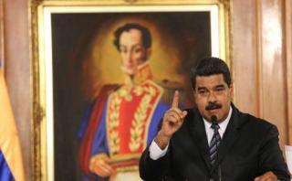 El presidente Maduro ha sido criticado por esta arremetida contra el Parlamento. (Foto: Reuters)