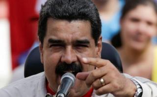 El Gobierno de Nicolás Maduro celebró esta decisión del Supremo y sugirió a los opositores someterse a los dictámenes del máximo tribunal. (Foto: AFP)