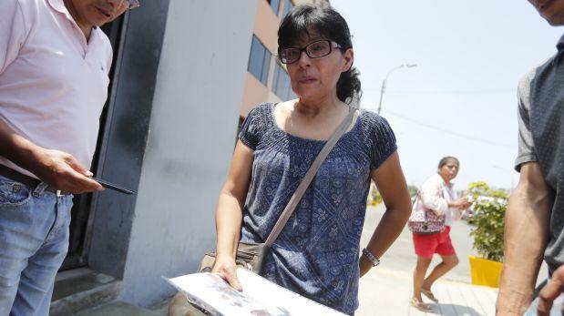 Madre de joven desaparecida: 'No tengo esperanza de hallarla'