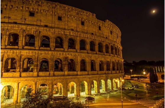 6 curiosidades que no conocías del icónico Coliseo de Roma