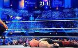 WWE Wrestlemania: el día que The Undertaker perdió el invicto