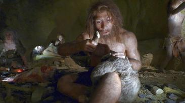 Expertos sugieren que los neandertales tenían sentido estético