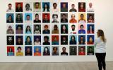 La galería Saatchi de Londres explora los selfis como arte