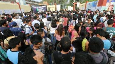 San Marcos: así se desarrolla la toma del campus universitario