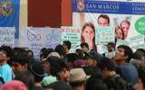 San Marcos tomada: estos son los reclamos de los estudiantes