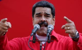 El Perú retiró a su embajador en Venezuela luego de que la justicia de este país disolviera a la Asamblea Nacional. (REUTERS/Carlos Garcia Rawlins).