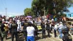 Áncash: vecinos de Coishco exigen reconstrucción de un puente - Noticias de