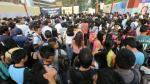 San Marcos: así se desarrolla la toma del campus universitario - Noticias de asamblea nacional de rectores