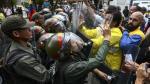 Golpe en Venezuela: Diputados se enfrentan a militares [FOTOS] - Noticias de nicolás maduro