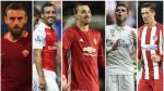 Fútbol europeo: los jugadores que en tres meses quedarán libres - Noticias de santi cazorla