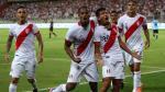 Eliminatorias: tras Copa América, Perú es el segundo mejor país - Noticias de tite