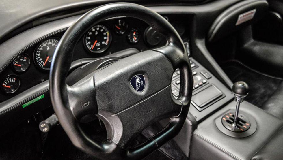 El Diablo SV cuenta con un motor V12 de 5,7 litros y 570 HP. (Fotos: Difusión)