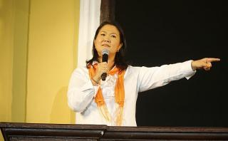 Keiko respalda a PPK por retirar a embajador en Venezuela