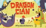 Facebook presentó a sus nuevas mascotas: un clan de dragones