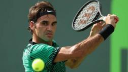 Roger Federer y el espectacular 'drop shot' que asombró a todos