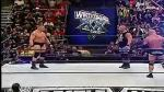 WWE WrestleMania: el día que Goldberg y Lesnar se enfrentaron - Noticias de brock lesnar