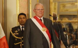 PPK niega posición contradictoria sobre golpe en Venezuela